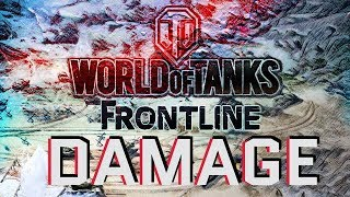 World of Tanks \\ FrontLine → MIKE/NewMan