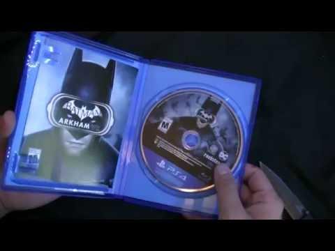 b2f884d9c Unboxing  Batman Arkham VR (PSVR) - YouTube