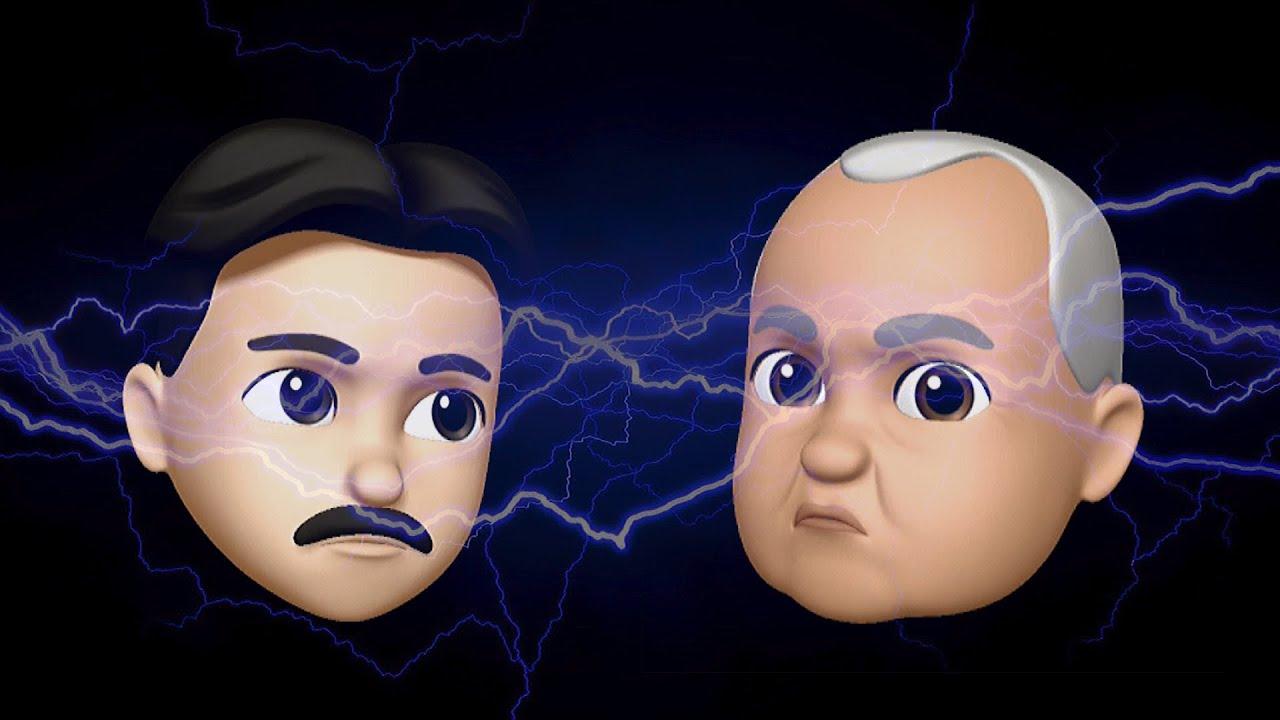 Nikola Tesla vs Thomas Edison: El beef de las corrientes