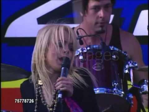 Lindsay Lohan Medley Speak & First Performance Live Kiss Fm Wango Tango HD