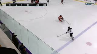 RIT Men's Hockey Highlights at Holy Cross, 1-27-18
