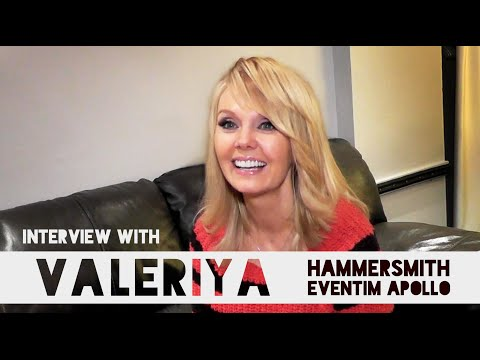 Valeriya: Backstage Interview,