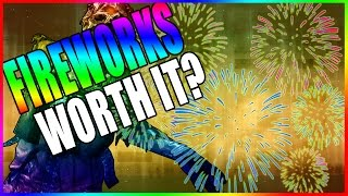 "Fireworks Worth it on High Rounds? - ""Black Ops 3 Zombies"""