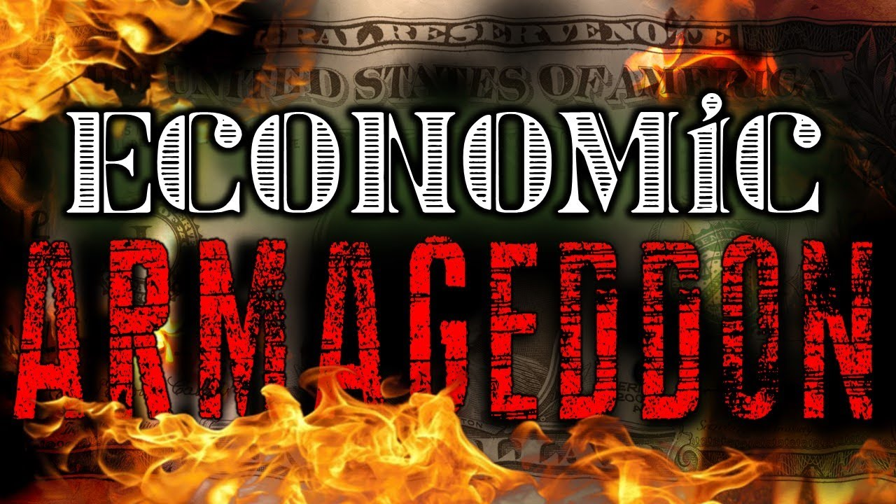 BREAKING Prophecy Alert: ECONOMIC ARMAGEDDON is Coming! - It's Something Biblical & Prophetic!!!