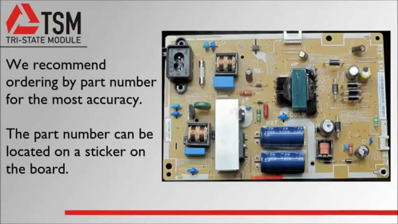 Samsung Power Supply Bn44 A