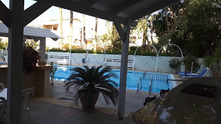 -Cyprus, Larnaca, San Remo Hotel - Ларнака, Кипр,. 2017 год  (отель Сан-Ремо)(, 2017-02-28T09:56:48.000Z)