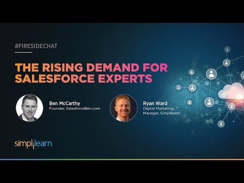Fireside Chat: The Rising Demand For Salesforce Experts | Salesforce Career | Simplilearn