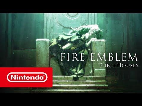 Fire Emblem: Three Houses - Trailer der E3 2018 (Nintendo Switch)
