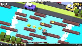 Crossy road PC gameplay
