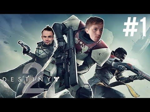 Niklaus i Seto w kosmosie – Destiny 2 #1