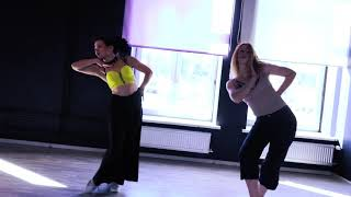 Katy Perry - Chained to the rhythm || waacking choreo by Nadia Gera & Miros Fam