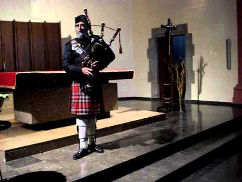 Wedding March Bagpipes