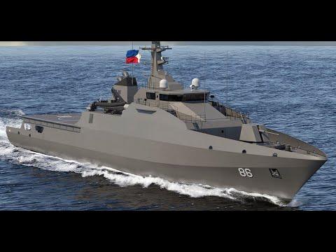 Pondo para sa Offshore Patrol Vessels ng Philippine Navy, naka kasa na!