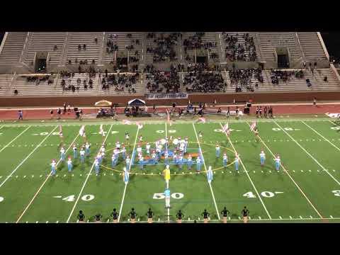 Mays VS Douglas County Halftime Show 2017