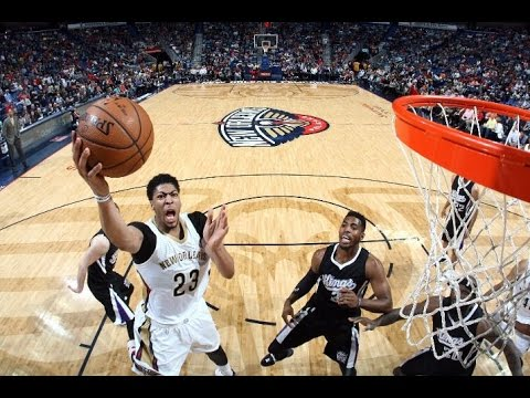 Anthony Davis: 2014-15 Season Highlights