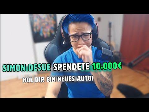 Ich verschenke 10,000€ an Zuschauer (4 Million Abonnenten Giveaway)