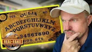 OUIJA BOARD - Real or Fake PT 1