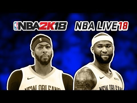 5 Players That NBA 2K18 And NBA Live 18 Disagree Are The Best On Their Teams