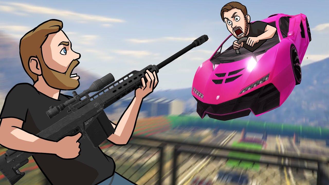 Tower Defense Challenge! | GTA5