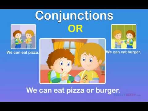 Conjunctions Game for Grade 2  | Learn Connecting Words