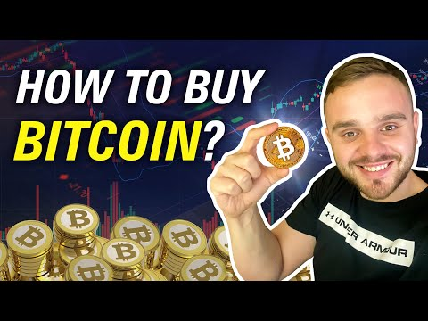 How To Buy Bitcoin - TOP 4 Simplest Ways.