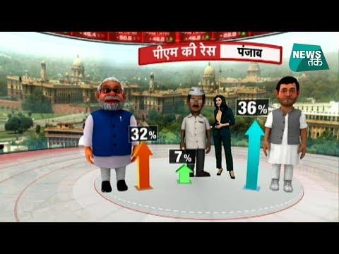 कौन बनेगा प्रधानमंत्री? क्या है दिल्ली की जनता की राय? PSE: EXCLUSIVE| News Tak