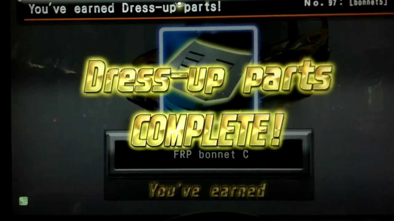Maximum tune 4 dress up level