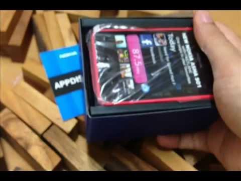 Appdisqus Review : แกะกล่อง Nokia Asha 501