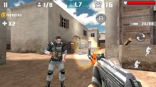 Gun Shot Fire War (by LuGame) Android Gameplay [HD]