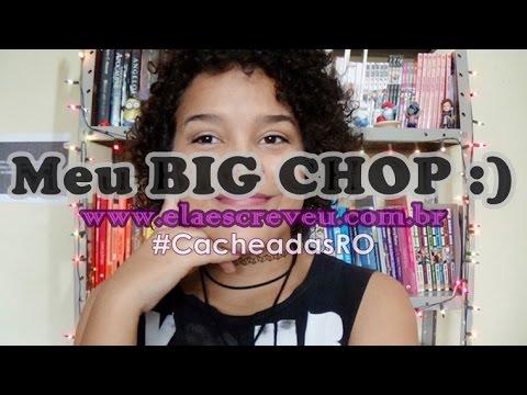Meu BC + Como eu fiquei louca cacheada #CacheadasRO