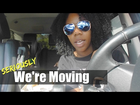 SERIOUSLY WE'RE MOVING      MY KIDS AND I EPISODE 10   THUMBS UP