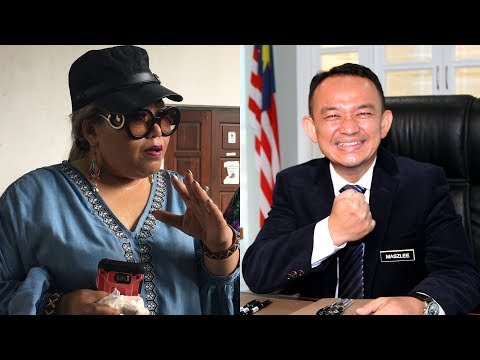 Siti Kasim: Nothing against Dr Maslee Malik's appointment