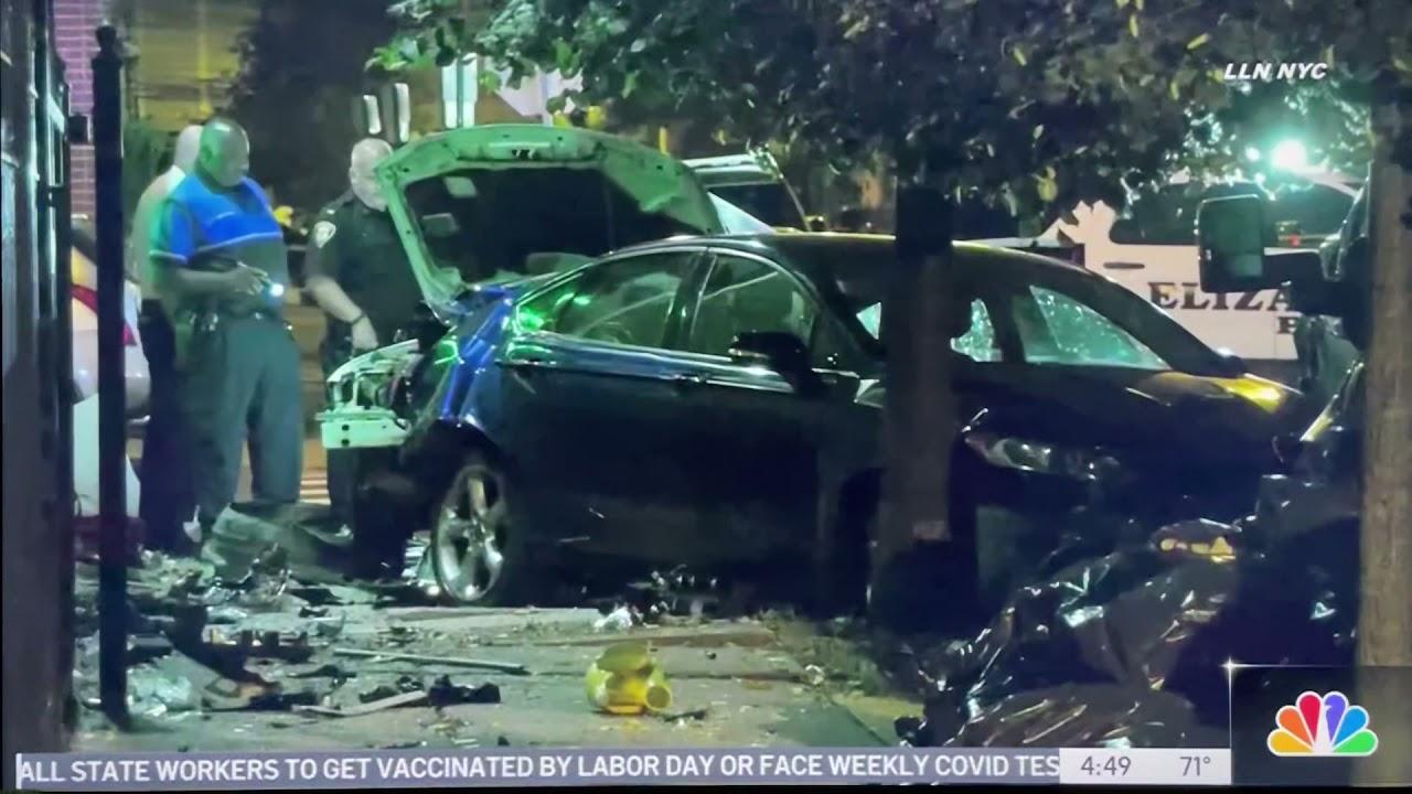 7.29.21 LLN on NBC4 Fatal Elizabeth Crash / Video by Adam