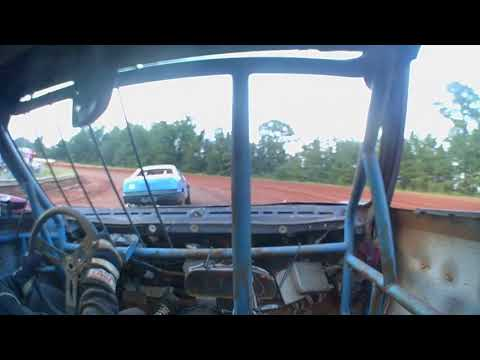 Elliott Vining 49 Sumter Speedway Extreme 4  Heat 8-10-19