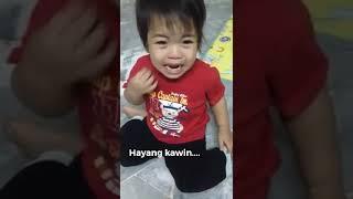 Hayang Kawin! Budak Leutik Tos Hayang Kawin  Anak Kecil Pengen Kawin
