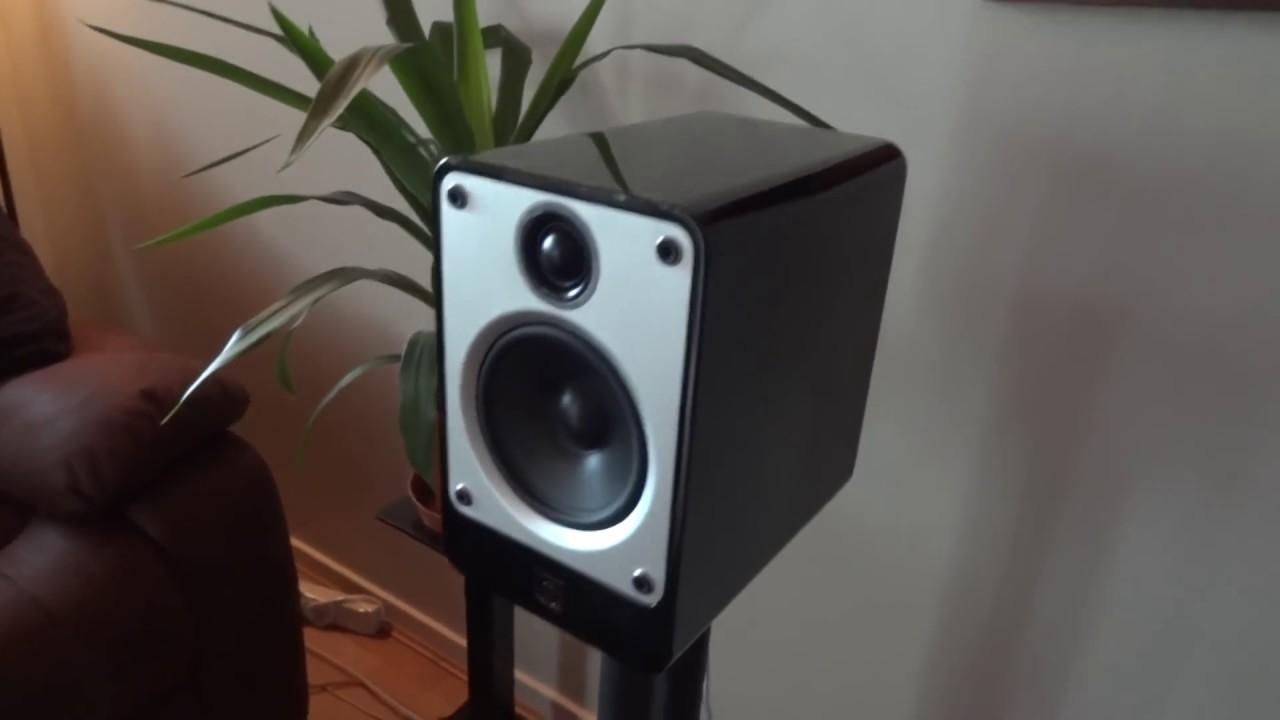 Kết quả hình ảnh cho Q Acoustics Concept 20