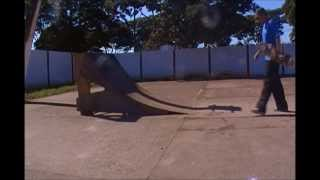 Skate Centenario do Sul