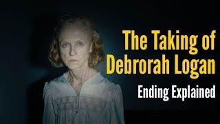The Taking of Deborah Logan Ending Explained (Spoiler Warning!)