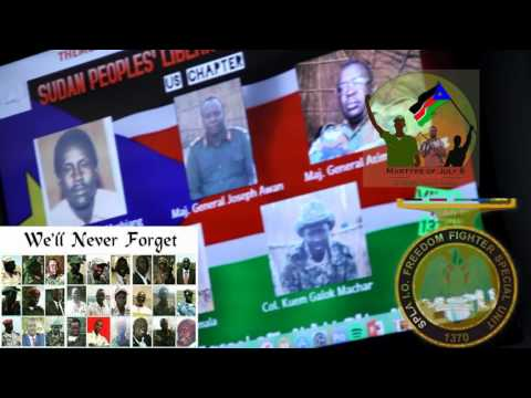 Commemoration Day for July 8th 2016