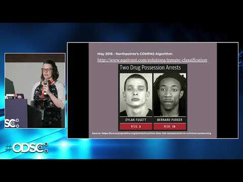 Digital Discrimination: Cognitive Bias in Machine Learning – Maureen Mc Elaney, Brendan Dwyer