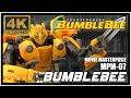 Bumblebee The Movie: Transformers Masterpiece Mpm-07 Bumblebee