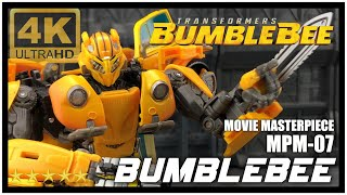 Bumblebee The Movie: Transformers Masterpiece MPM-07 BUMBLEBEE