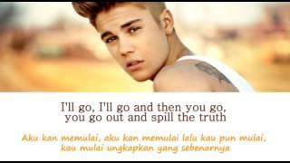 Sorry   Justin Bieber terjemahan