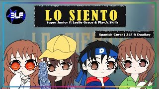 Download Lagu 【Spanish Cover】Super Junior ft Leslie Grace & Play.N.Skillz ~ Lo Siento ~ by 3LF ft Dualkey Mp3