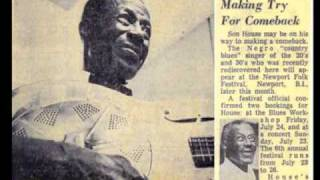 Son House - Shetland Pony Blues