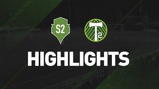 Highlights: Seattle Sounders FC 2 vs Portland Timbers 2 | April 2, 2017 thumbnail