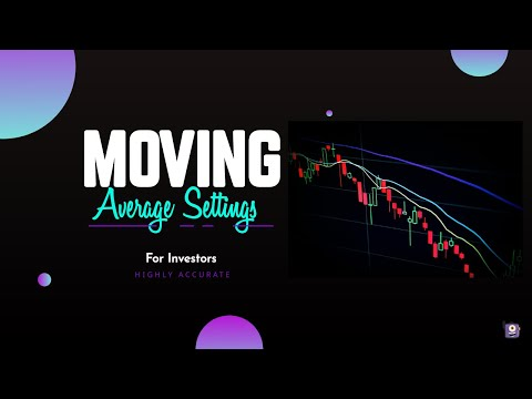 What Is The Best Moving Average Settings For Stock Market Investing?