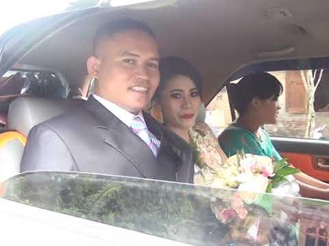Pesta Adat Batak - Efredi Nababan & Masnida Br.Manurung (Disc1)