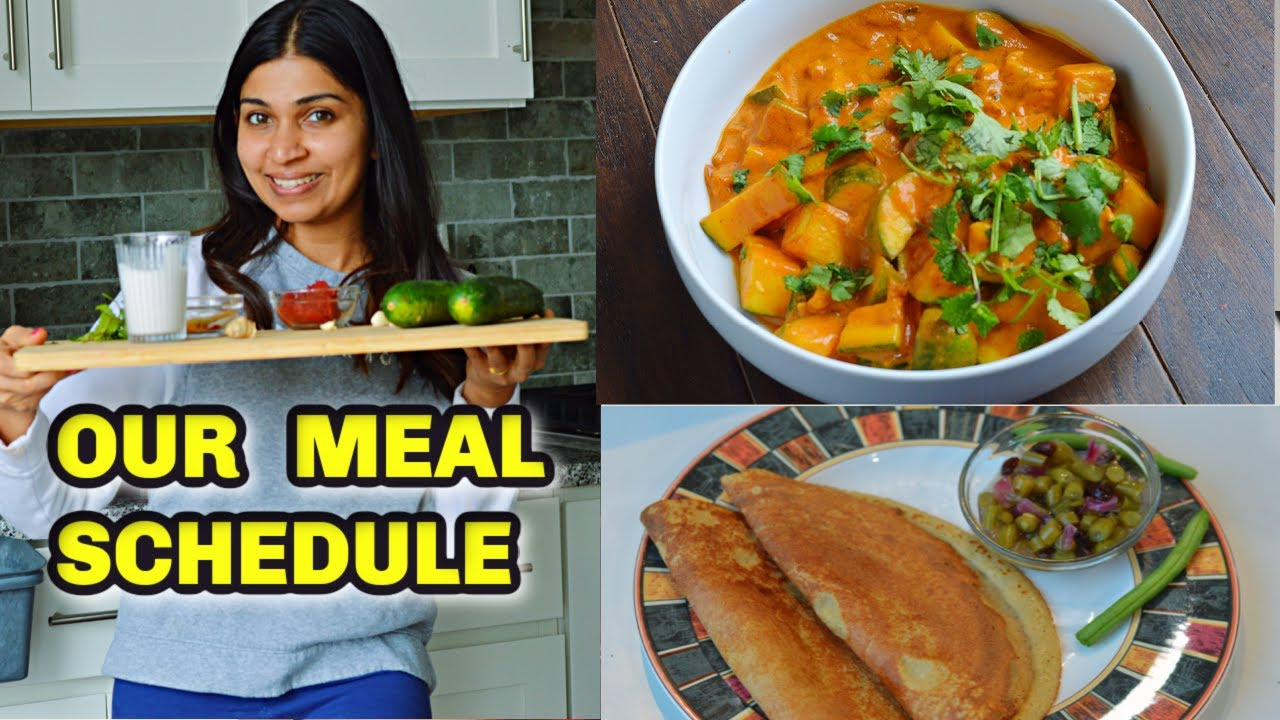 FAMILY MEAL PLAN FOR THE DAY | HEALTHY MEALS