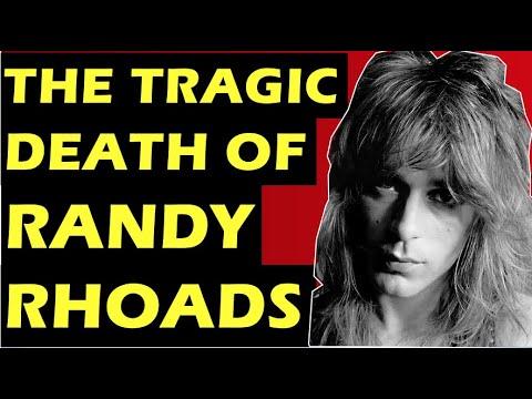 Randy Rhoads  The Tragic Death Of Ozzy Osbourne & Quiet Riot Guitarist